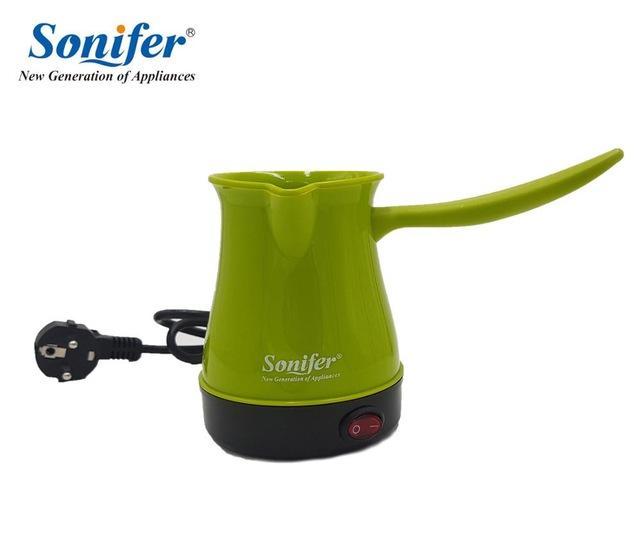 Mini Coffee Machine Turkey Maker Portable Electric