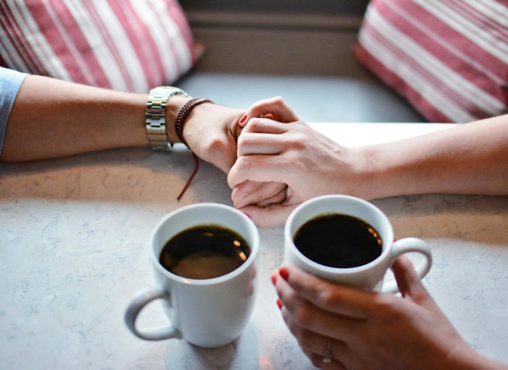 Level Up Your Relationship by Drinking Coffee